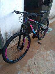 Vendo Bicicleta Alum 29 Ksw Cambios Gta 24 Vel A Disco Ltx Hidrául