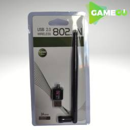 Antena Wifi Adaptador Wireless Usb - (Entrega Gratuita)