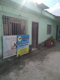 Casa com terreno - Novo Jau Grajaú SP