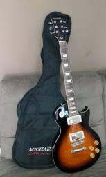 Título do anúncio: Guitarra mais amplificador!