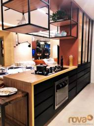 Apartamento à venda com 2 dormitórios em Setor aeroporto, Goiânia cod:NOV236114