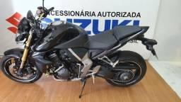 Honda CB 1000 2013 escape esportivo manual e chave cópia