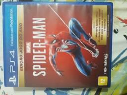 Jogo spider man para ps4 novo nunca usado