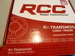 Kit Relação/transmissão para Honda Biz 125