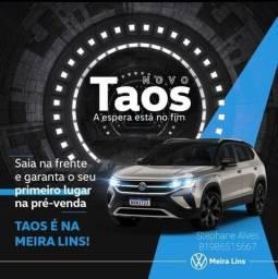 Título do anúncio: Pré venda TAOS1.4tsi  >> Stephane Alves *67