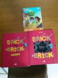 Livro Inglês Brick by Brick 1