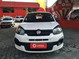 Fiat Uno Branco 2020 *ipva 2021 gratis