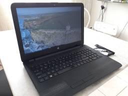 """Notebook HP (15-BA079DX) 15,6"""" Touchscreen AMD Quad-Core A10-9600P com 6GB de Ram - Usado"""
