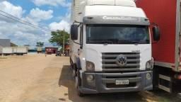 Caminhão Volks 24.280 ano 2017