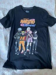 Blusa Naruto Oficial masculina