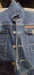 Jaqueta infantil tamanho 3 anos