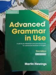 Livro de Inglês Avançado
