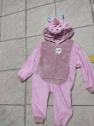Título do anúncio: Macacão pijama infantil últimas peças