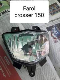 Bloco Optico Farol Crosser Original