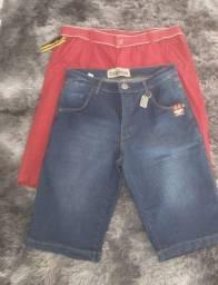 Kit de 2 Short jeans