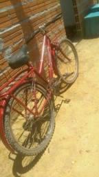 Vendo bicicleta no valor de 100 reais