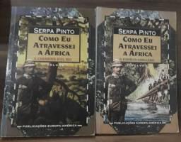 Como Atravessei a África do autor Serpa P