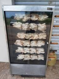 Frangueira para 30 frangos