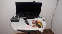 Título do anúncio: TV 32 polegadas LG usada