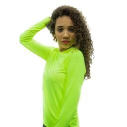 Título do anúncio: Camisa de Proteção Uv feminina