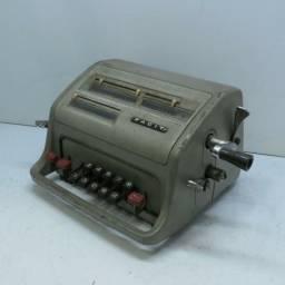FACIT - antiga máquina de calcular - Made in Sweden