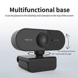 Webcam NOVA! FULL HD 1920x1080, 30 fps, com Microfone!