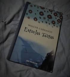 Livro Estrelas Tortas / Coleção Veredas/ 2º Edição Walcyr Carrasco