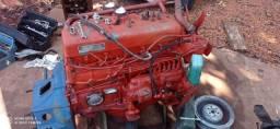 Motor Mercedes Benz Om321 para Retirada de Peças.