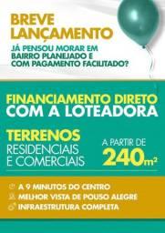 Breve lançamento ? Loteamento Veccon Moradas em Pouso Alegre