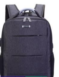 Título do anúncio: Mochila para notebook com senha, nova, a pronto entrega