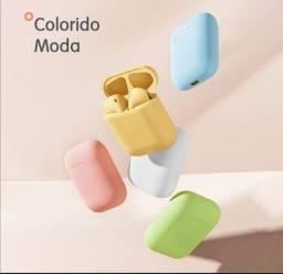 Título do anúncio: i12 Inpods Fines de Ouvido sem fio, para iPhone e Android