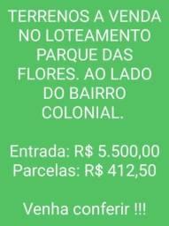 Entrada de R$ 5.500,00