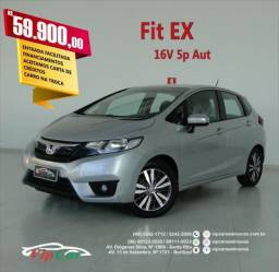 Honda Fit EX 1.5 Flex/Flexone 16V 5p Aut - 2016