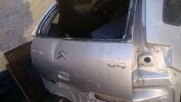 Citroen C4 Hatch 2010 Portas,tampa traseira,lateral,lanternas e entre outras peças