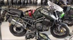Moto P/ Retirada De Peças/sucata Triumph Tiger 1200 Ano 2017