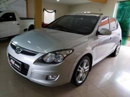 Hyundai I30 2011 TOP + Teto solar + couro + Câmbio Automático - 2011