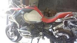 Moto P/ Retirada De Peças / Sucata Bmw R1200 ADV. Ano 2016