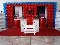 Peças para decoração de festas
