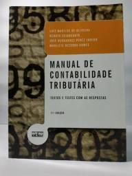 Livro Manual De Contabilidade Tributária