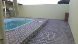 Belíssima Casa Com Piscina, 4 Vagas Na Ur: 11 Parque Recreio