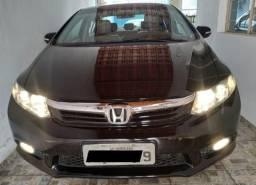 Civic LXR 2.0 Flexone Aut 2014 2º dono 83000km - 2014