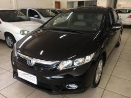 Civic 1.8 exs 2012 completo !!! - 2012