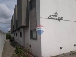 Apartamento Duplex com 2 dormitórios para alugar, 55 m² por R$ 650/mês - Francisco Simão d