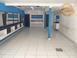 Título do anúncio: Loja à venda, 62 m² por R$ 450.000 - Vila Tupi - Praia Grande/SP