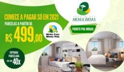 Jardim das Araucárias - Apartamento de 2 quartos - Ponta Grossa, PR
