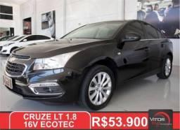 GM - Chevrolet CRUZE LT 1.8 16V FlexPower 4p Aut. 2015 Gasolina