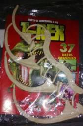 Antigos Fascículos de Construa seu T-Rex