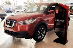 Nissan Kicks S 1.6 CVT R$ 89.990,00