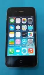 Iphone 4 8gb Todo Original Caixa Carregador Cabo