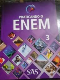 Livro - Praticando O ENEM - Novo